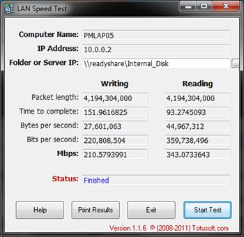 Netgear Centria WNDR4700 Storage Router Review | CCL Computers