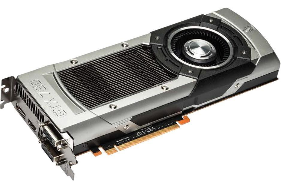 The latest Nvidia GeForce GTX 780 Graphics Card