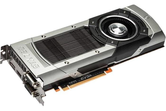 The latest Nvidia GeForce GTX 780 Graphics Card