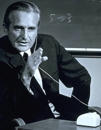 Engelbart at his 1968