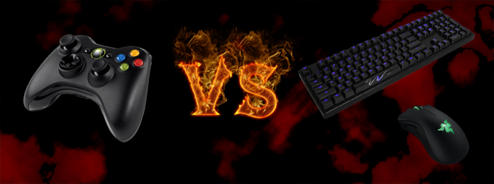 Which is better Keyboard & Mouse or Gamepad ? | CCL Computers
