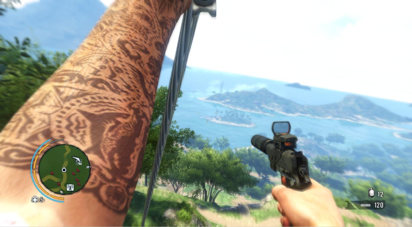 Far Cry 3 Jason Tattoo Far Cry 3 All Tattoos hubtattoopics.com