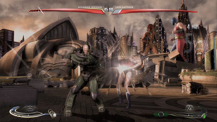 Injustice Gods Among Us Ultimate Edition - Review | CCL