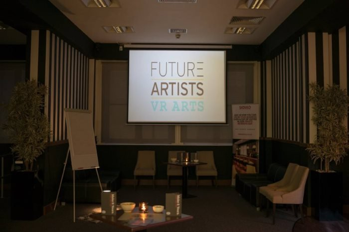 Future Artists - VR Arts in Manchester