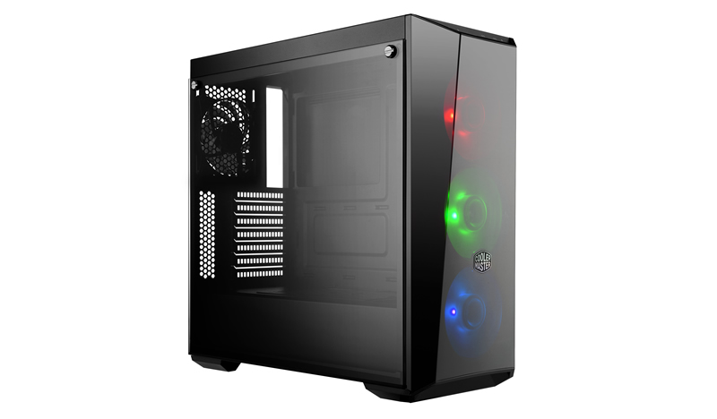 Cooler Master Announce Masterbox Lite 5 Rgb Case Ccl