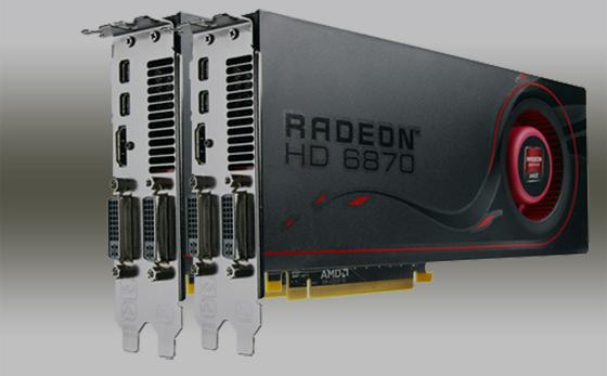 AMD Radeon 6870
