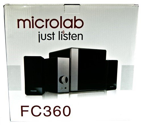 Microlab FC360 - Review