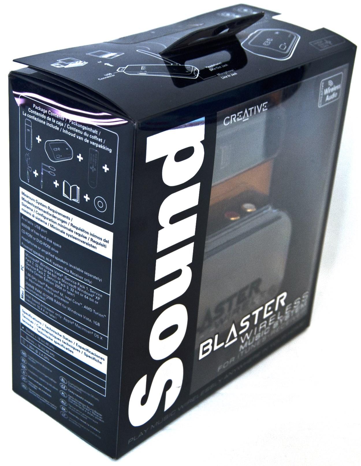 Creative Sound Blaster Wireless Music System