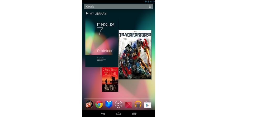 Google Nexus 7 - Review