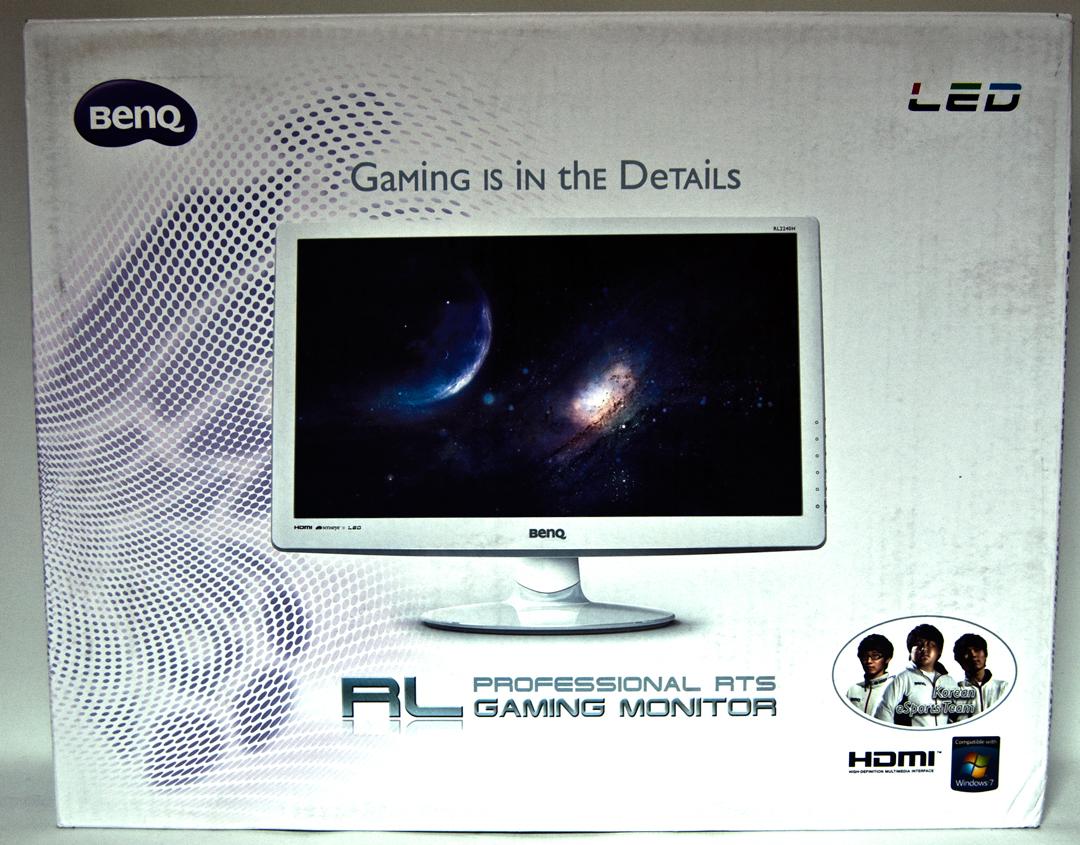 BenQ RL2240H - Box - Review