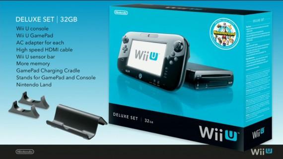 Wii U - 'Basic Set'