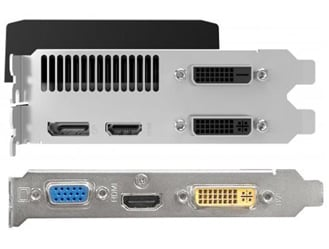 Single and Dual Slot Graphics Cards