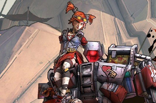 Borderlands 2 - Mechromancer