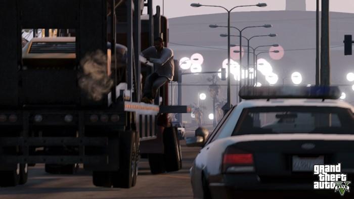 Grand Theft Auto 5 - GTA5