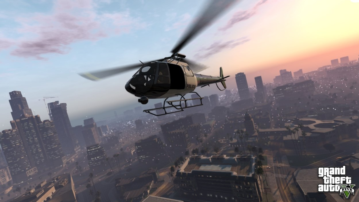 Grand Theft Auto - GTA5