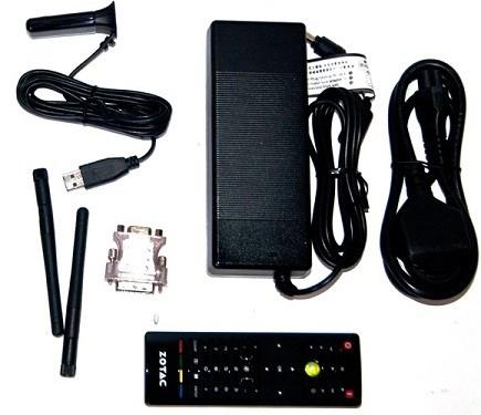 Zotac ZBOX Plus Giga HTPC - Accessories