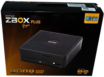 Zotac ZBOX Plus Giga HTPC - Box