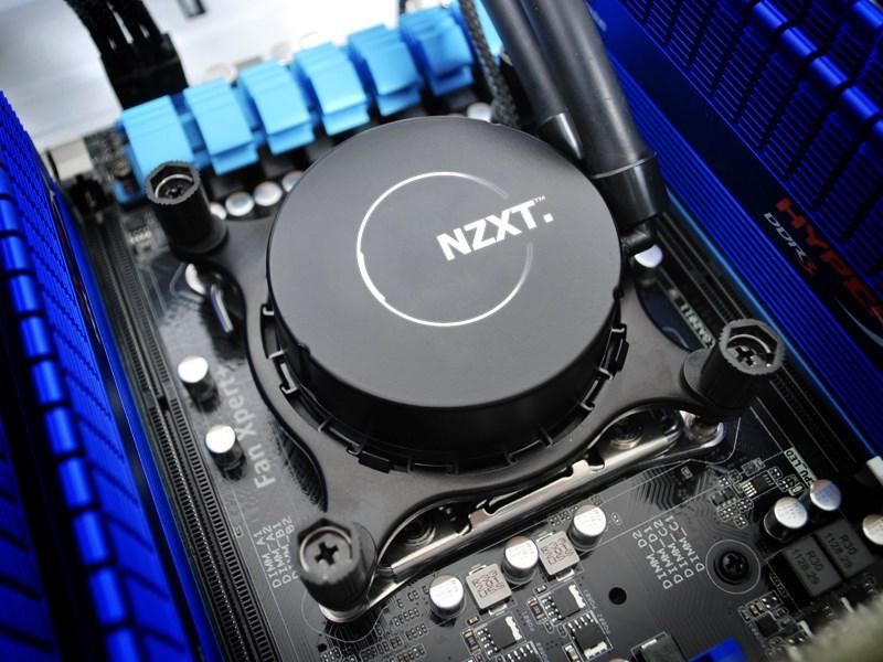 NZXT Kraken - CPU Block