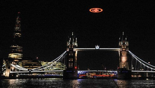 Halo 4 - London Takeover