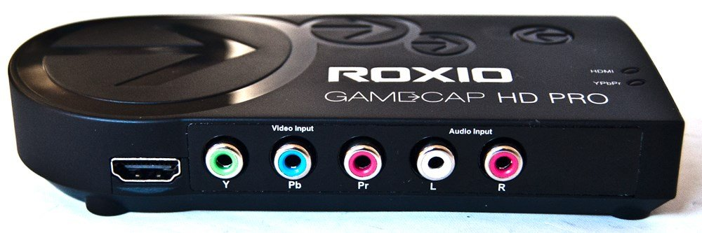 Roxio Game Capture PRO HD Review | CCL Computers