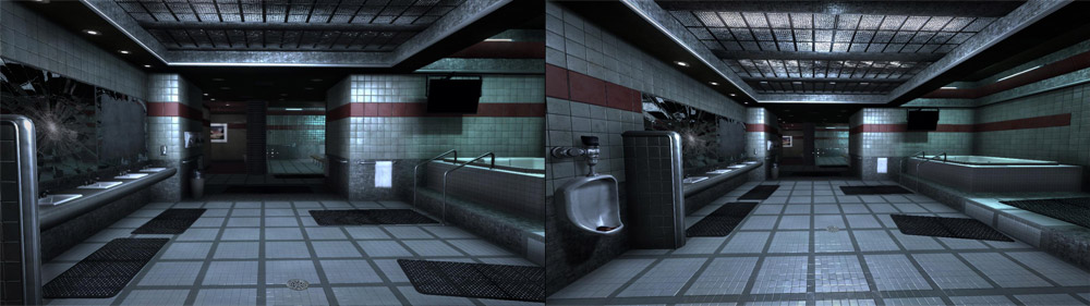 Difference in Field of View in Duke Nukem Forever