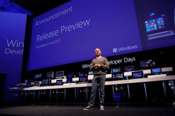 Steven Sinofsky at Windows Developer Days event
