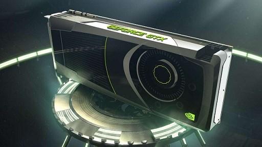 NVIDIA GeForce GTX680