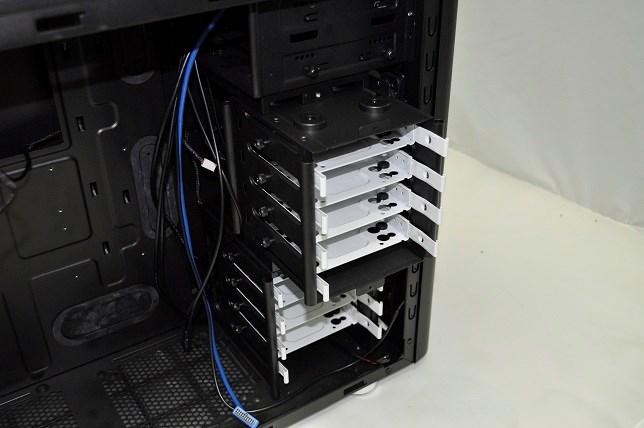 Removable HDD Cage - Fractal Design Arc.