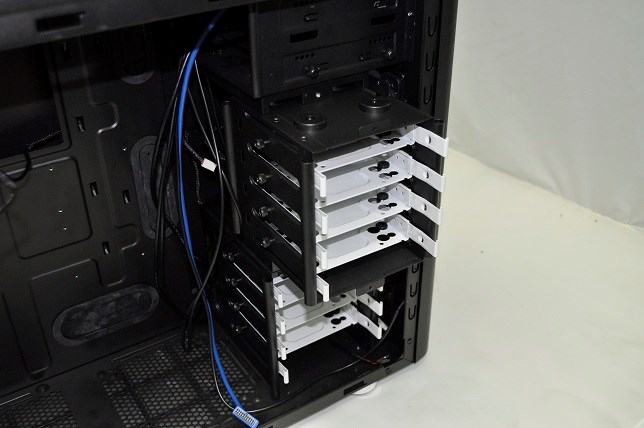 Removable HDD Cage - Fractal Design Arc.