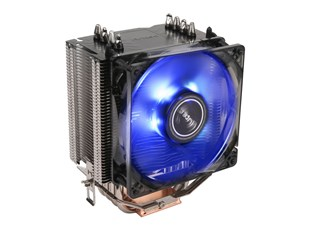 Antec C40 Nickel-Plated Quad CPU Air-Cooler