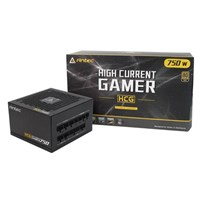 Antec High Current Gamer 750W Modular Power Supply 80 Plus Gold