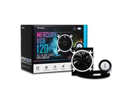 Antec Mercury M120 RGB CPU Liquid Cooler