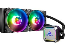 Antec Neptune 240 ARGB LED AiO Liquid CPU Cooler