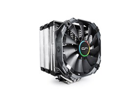 Cryorig H5 Ultimate Single Tower Heatsink with 140mm Fan - Black Frame