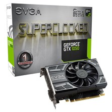 EVGA GeForce GTX 1050 SC 2GB Graphics Card
