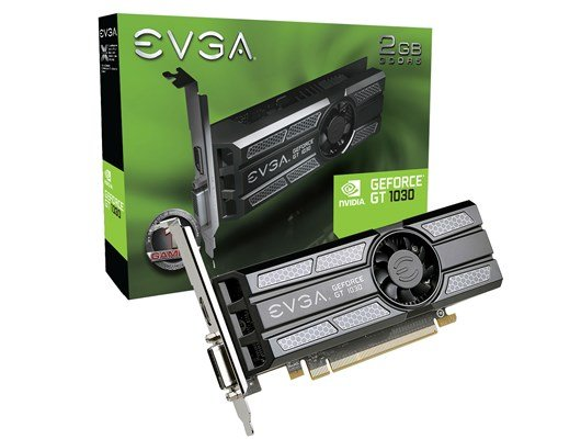 EVGA GeForce GT 1030 SC 2GB Graphics Card