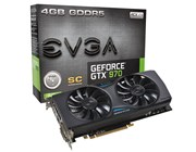 EVGA NVIDIA GeForce GTX 970 4GB ACX Edition Card