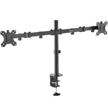VonHaus Double Arm Desk Mount