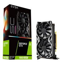 EVGA GeForce GTX 1660 SUPER 6GB SC Ultra Boost Graphics Card