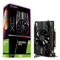 EVGA GeForce GTX 1660 6GB XC Boost Graphics Card