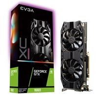 EVGA GeForce GTX 1660 6GB XC Ultra Boost Graphics Card
