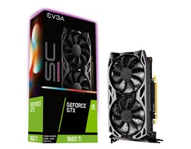 EVGA GeForce GTX 1660 Ti SC Ultra 6GB