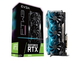 EVGA GeForce RTX 2070 FTW3 ULTRA 8GB Graphics Card