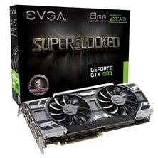EVGA GeForce GTX 1080 SC ACX 3.0 8GB Graphics Card