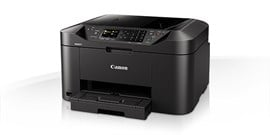 Canon MAXIFY MB2155 (A4) Colour Inkjet Multifunction Printer (Print/Copy/Scan/Fax) 6.2cm Colour Display 19 ppm (Mono) 13 ppm (Colour) 20,000 (MDC)