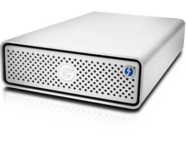 G-Technology 4TB G-DRIVE with Thunderbolt 3 HDD