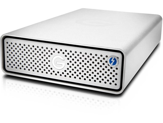 G-Technology 6TB G-DRIVE with Thunderbolt 3 HDD