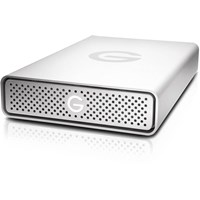 G-Technology G-DRIVE USB-C 6TB Desktop External Hard USB3.0