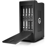 G-Technology 36TB G-SPEED Shuttle XL Thunderbolt 3 with ev Series Bay Adapters 8-bay External RAID Array