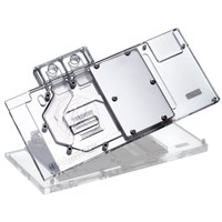 Raijintek Samos Strix 1080 Ti Graphics Card Water Block - Nickel + Plexi *Open Box*